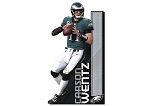 Carson Wentz Growth Chart (Wall Sticker)